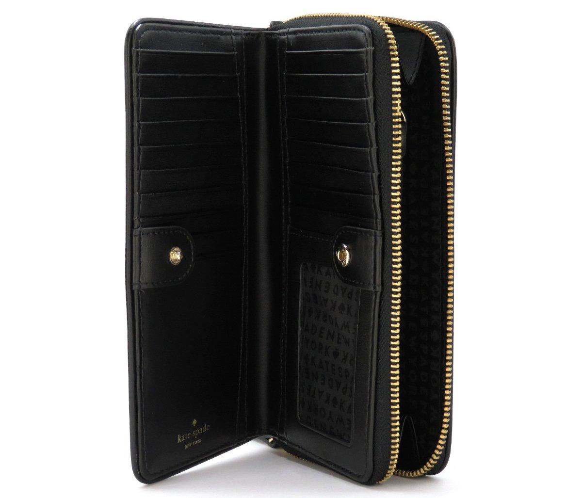 Kate Spade New York Mulberry Street Brigitta Wristlet Wallet Handbag (Black) by Kate Spade New York (Image #5)