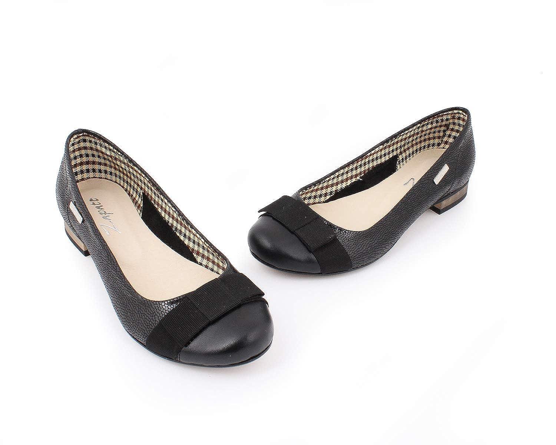Zapato 007 007 007 Damen Ballett Schwarz - schwarz Lapki - Größe  38 a1f212