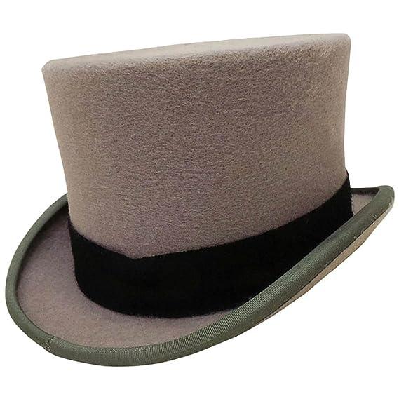 c94ff5a4c8d Christys London Topper Grey Ascot Fine Wool Top Hat RRP£215 Wedding Races (6