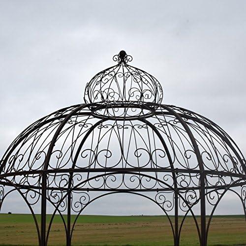 Chemin de Campagne - Pérgola de hierro para jardín (diámetro 200 ...