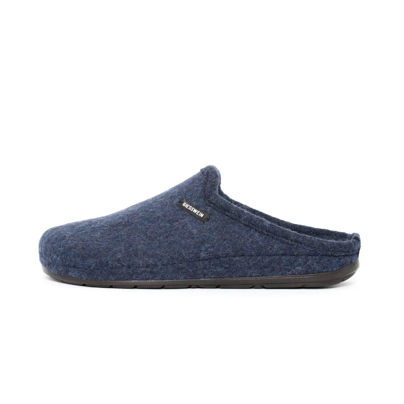 Blau (Nachtblau 514) GIESSWeiß Herren Jabel Pantoffeln