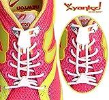 Yankz Sure Lace Round Elastic Shoe Laces...