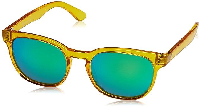Mammut Lacadivas, Gafas de Sol Unisex, Amarillo, 50