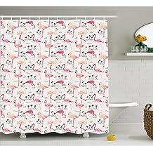 Flamingo bath accessories for Flamingo bathroom accessories set
