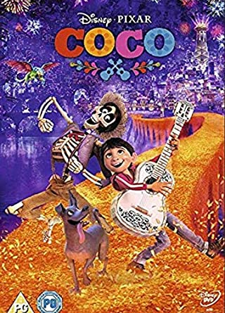 Coco [DVD] [2018]: Amazon co uk: Matt Aspbury, Danielle
