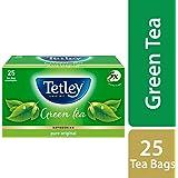 Tetley Green Tea, Pure Original, 25 Tea Bags