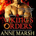 Viking's Orders Audiobook by Anne Marsh Narrated by Noah Michael Levine