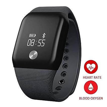 Amazon.com : YALTOL Smart Watch Bluetooth Fitness Tracker ...