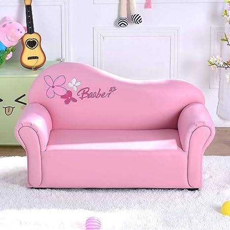 Amazon.com: Sofá infantil tapizado asiento reclinable para ...