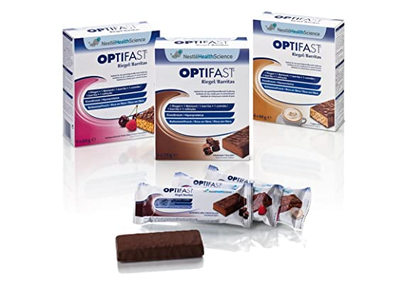 Optifast Chocolate Bar 6 X 70 G Bars Amazon Co Uk Health