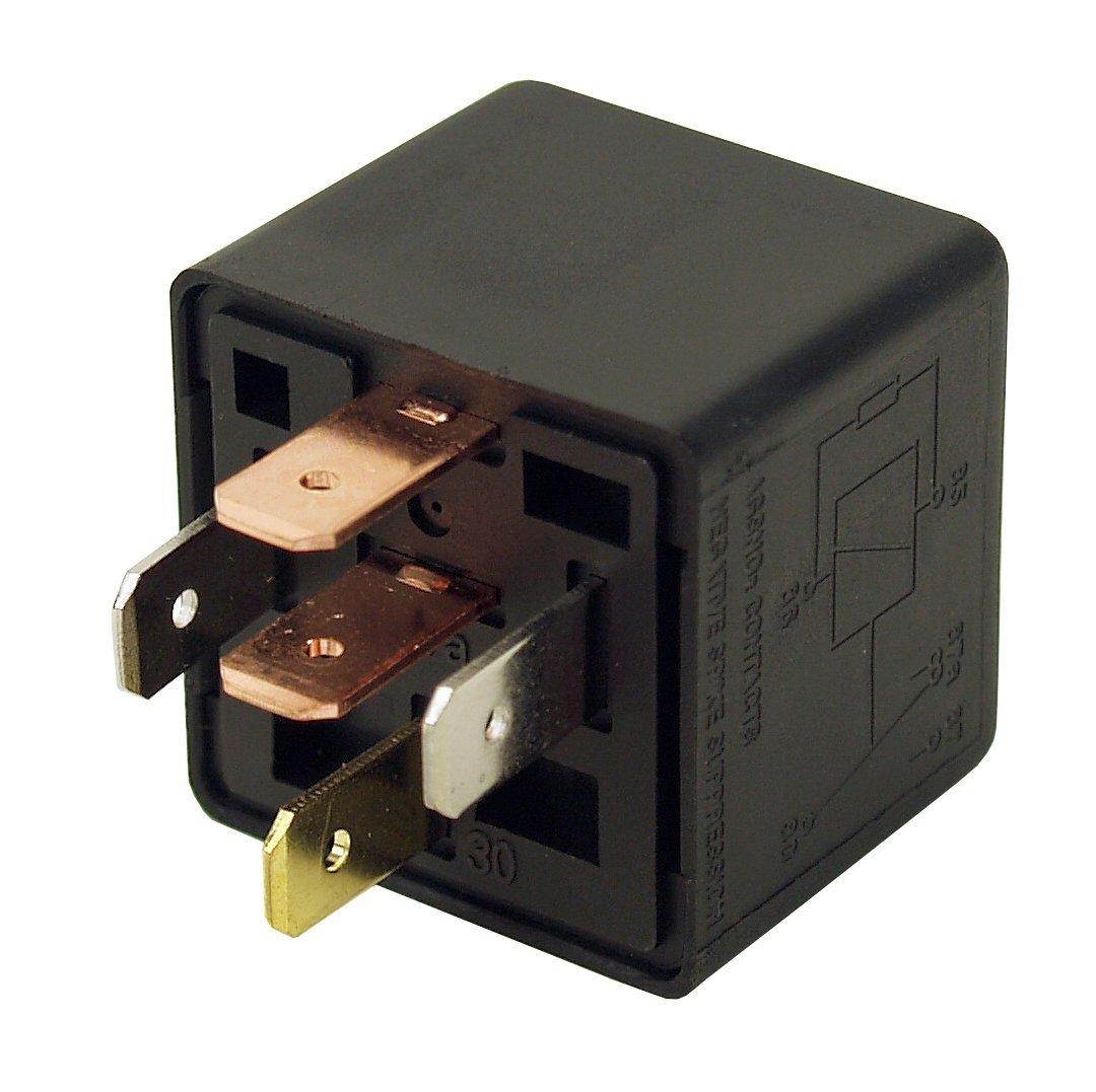 Amazoncom Derale 16764 4060 Amp Relay Automotive - Heavy Duty 5 Pin Relay