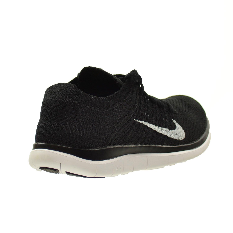 sports shoes 9c54a bc709 Nike Free 4.0 Flyknit Women s Shoes Black White-Dark Grey 631050-001 (6.5  B(M) US)  Amazon.ca  Shoes   Handbags
