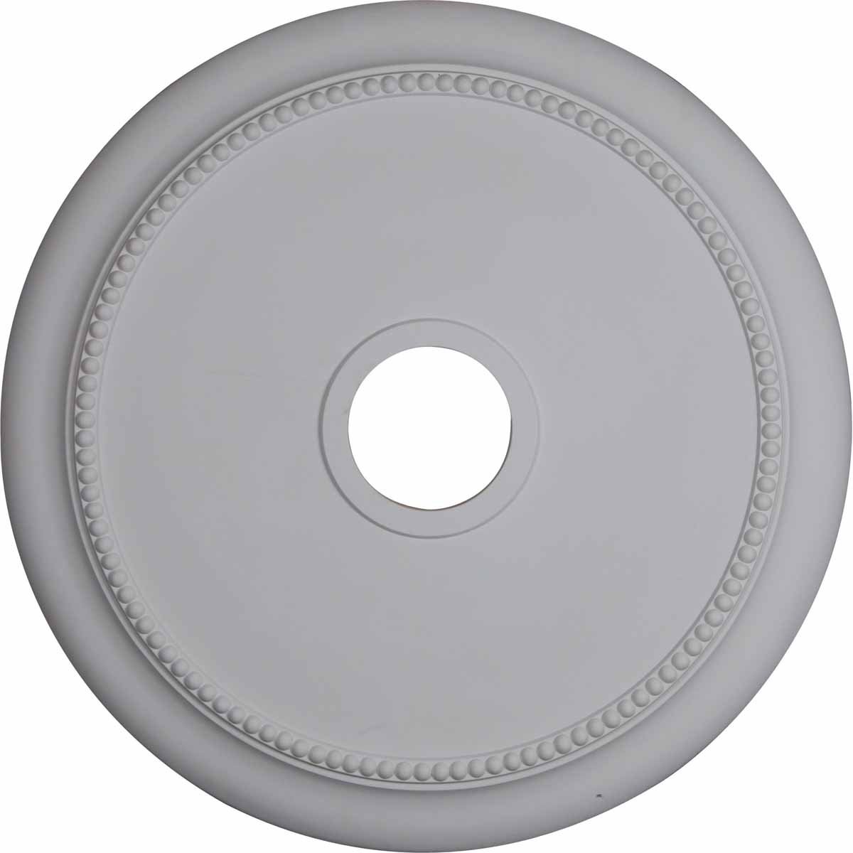 Ekena Millwork CM24CR 24 1/8-Inch OD x 4 3/8-Inch ID x 2 1/4-Inch P Crendon Ceiling Medallion