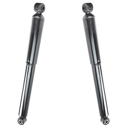 Amazon com: MONROE Reflex Shock Absorber Rear Pair Set for