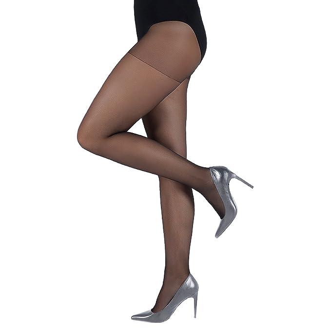 Modestil von 2019 Original wählen bieten eine große Auswahl an Esda by Galeja 3-er Pack Damen Feinstrumpfhose 20 Den aus Helenca Gr.  46/48-60/62 Schwarz hochelastisch Sommer Strumpfhose
