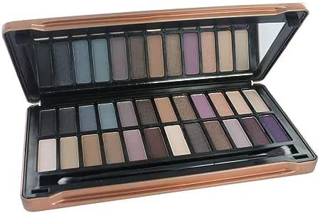 Technic – Paleta de sombra de ojos de tesorería, 1,5 g, 24 piezas: Amazon.es: Belleza