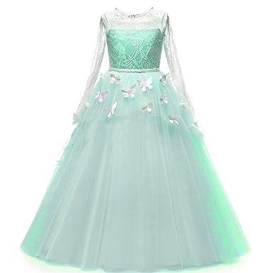 Amazon Tifus Dress Pretty Flower Girl Pageant Dresses Butterfly