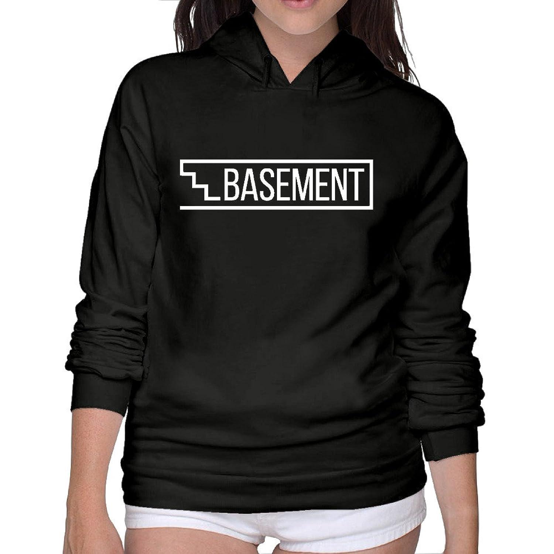 Best Hoodie Basement Logo Casual Hoodie Sweatshirt Tee-shirts Sport Women