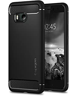 big sale f68d9 b69e7 Amazon.com: Incipio Octane Case for HTC U11 Smartphone - Black: Cell ...