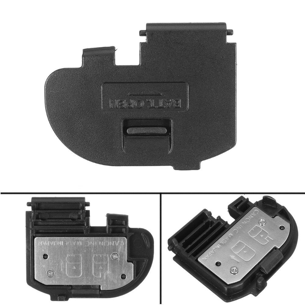 DAVITU Battery Door Cover Lid Cap Repair Replacement Part for Canon EOS 40D 50D