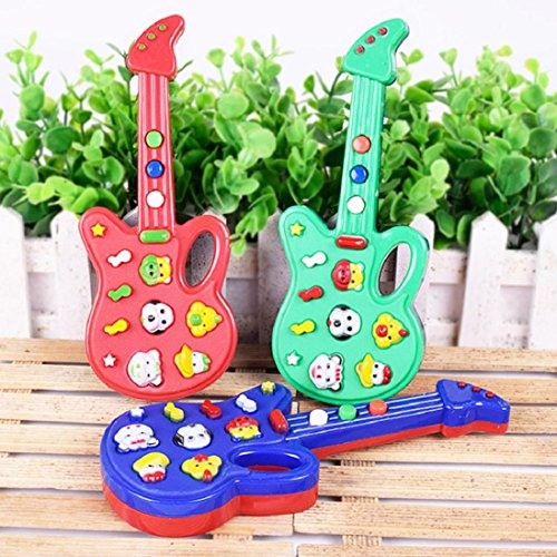 Children Guitar Toys,Ukulele Mini Animal Can