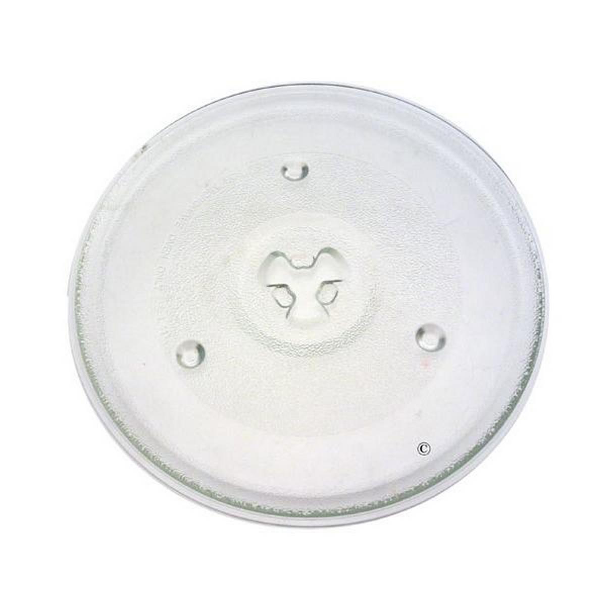 Bandeja de cristal - horno microondas - Whirlpool: Amazon.es ...