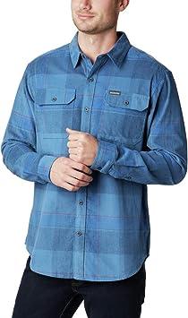 Columbia Flare Gun Corduroy Camisa de Botones para Hombre: Amazon.es: Deportes y aire libre
