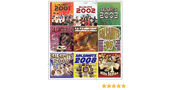 Willie Chirino, Eddie Palmieri Gilberto Santa Rosa Tito Rojas - 9 Different CDs SALSAHITS 2001 - 2009 by Tito Rojas, Willie Chirino, Eddie Palmieri ...