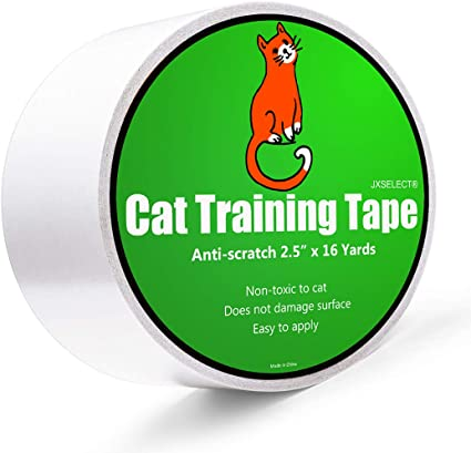 Anti Scratch Cat Tape For Furniture Stop Cat From Scratching Couch Corners Of Chair Door Frame Counter Top And Carpet Clear Double Sided Tape For Cat Scratching Cat Training Tape