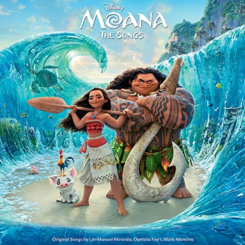 Price comparison product image Moana (Original Motion Picture Soundtrack) [LP]