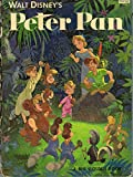 img - for Walt Disney's PETER PAN - A Big Golden Book - From the motion picture
