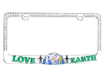 Amazon.com: Valor Auto Companion LPF2MC028WIT LOVE EARTH Design ...