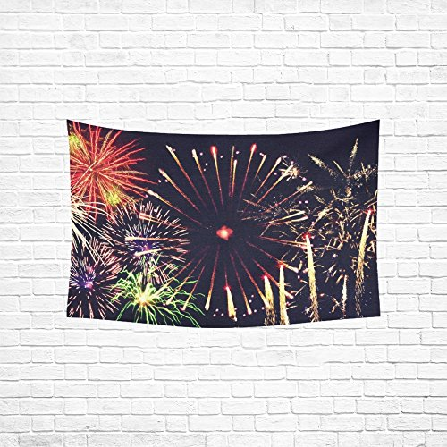 Patriots New Tapestry England (ENEVOTX Tapestry New Year's Eve Annual Financial Statements Tapestries Wall Hanging Flower Psychedelic Tapestry Wall Hanging Indian Dorm Decor For Living Room Bedroom 60 X 40 Inch)