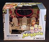 Muppets in Space Miss Piggy Swine Trek (Star Trek Spoof) Playset