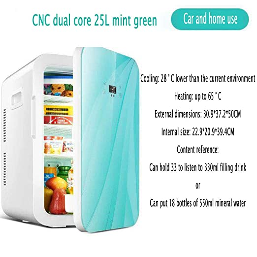 YIWANGO 25L Portátil Refrigerador Eficiente Y Silencioso Viaje ...
