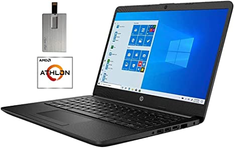 Amazon Com 2020 Hp Pavilion 14 Hd Display Laptop Computer Amd Athlon Silver 3050u Processor 8gb Ddr4 Ram 256gb Ssd Amd Radeon Graphics Webcam Stereo Speakers Windows 10 Black 32gb Snowbell Usb Card