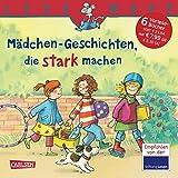 LESEMAUS Sonderbände: Mädchen-Geschichten, die stark machen: Sechs Geschichten zum Anschauen und Vorlesen in einem Band