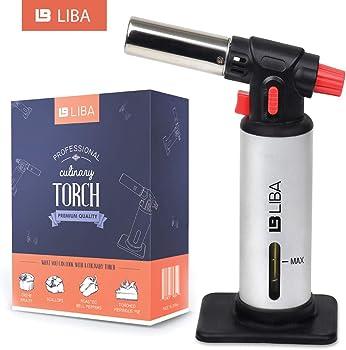 LiBa Culinary Torch
