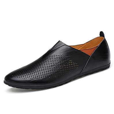 Boy's Men's Mesh Breathable Slip-On Comfortable Loafers