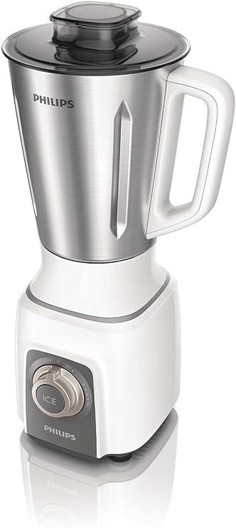Philips HR2171/91 - Licuadora (2 L, Batidora de vaso, Metálico ...