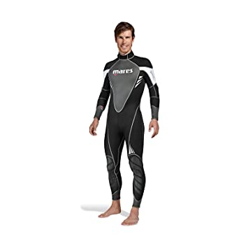 59c277ca73 Mares Mens Reef 3mm One Piece Wetsuit - Size Choice  Amazon.co.uk ...