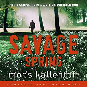 Savage Spring Audiobook