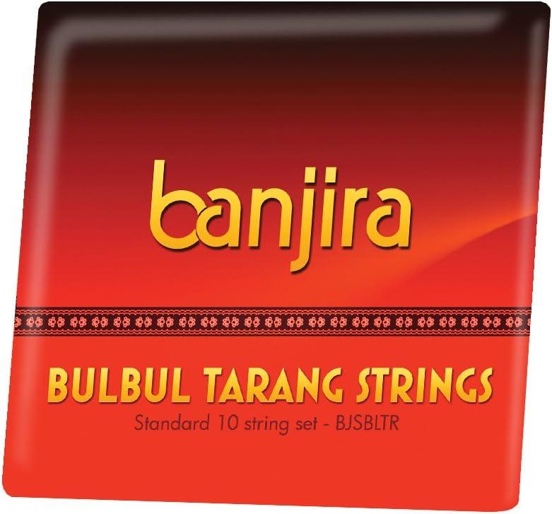 banjira 36 Inch Bulbul Tarang Indian Banjo 10 String