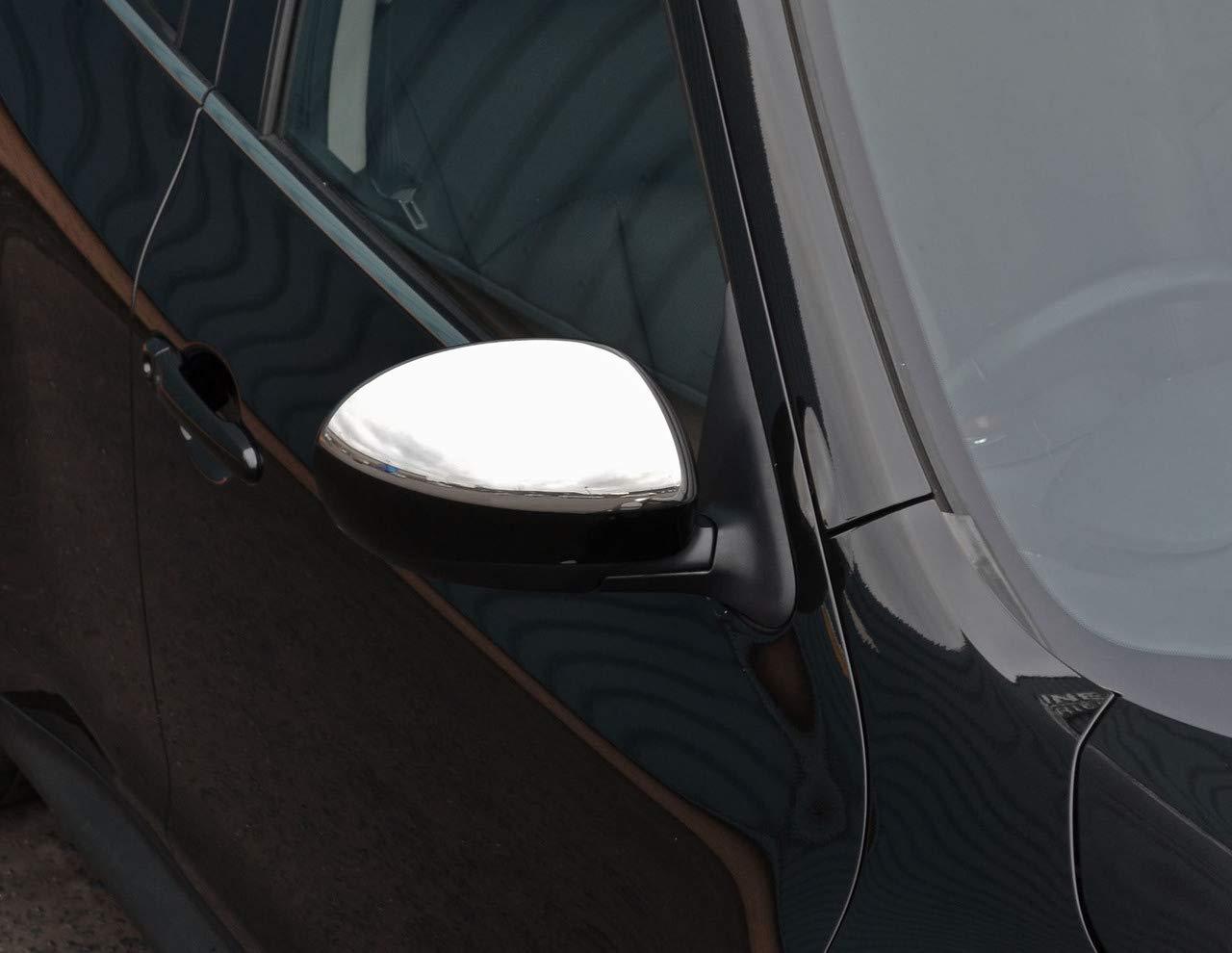 Chrome specchietto Trim set Covers to fit Juke (2010 –  14) ALVM Parts & Accessories