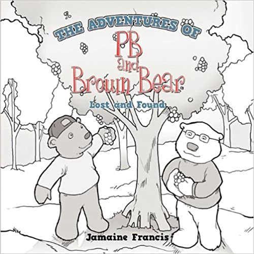 Book The Adventures of PB and Brown Bear: Lost and Found