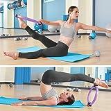 JBM Pilates Ring Fitness Ring 4 Colors, Pilates