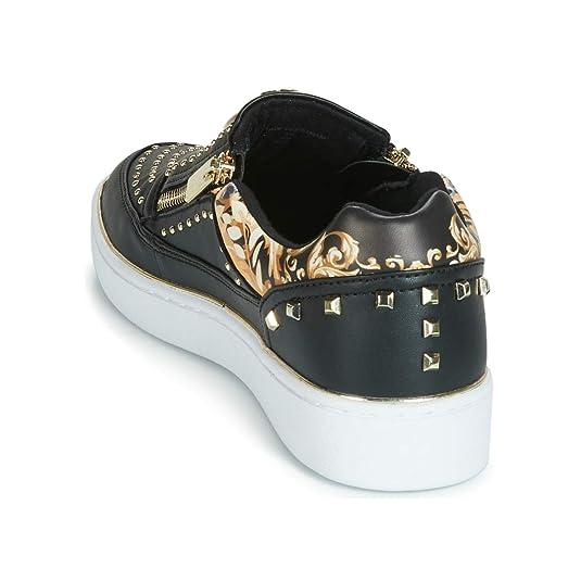 Guess scarpe donna sneakers basse senza lacci FL5BE2ELE12 P19 | eBay