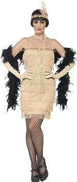 Amakando Disfraz Mujer Años 23 | Traje Mujer Charleston - Amazon