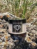42g/1.5oz''Ghost Satin RED'' Mica Powder Pigment (Epoxy,Resin,Soap,Plastidip) Black Diamond Pigments