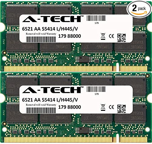 2GB Kit RAM Memory Upgrade for the Dell Latitude D505 2x1GB